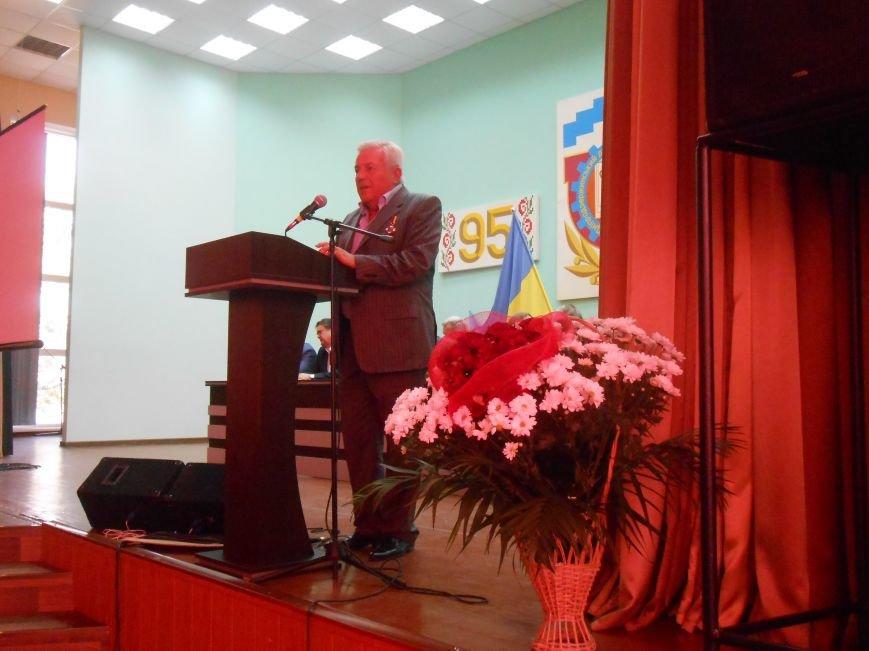 Днепродзержинский государственный университет отмечает юбилей (фото) - фото 5