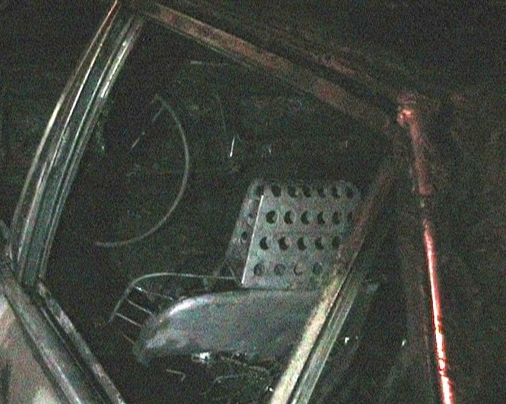 В Сумах на Ковпака сгорела машина (ФОТО) (фото) - фото 1