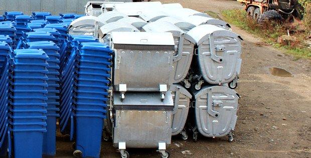 До Сторожинця привезли прес  для твердих побутових відходів за 399600 грн. (фото) - фото 3