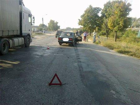 На Сумщине сразу две аварии, в которых пострадали дети (ФОТО) (фото) - фото 1