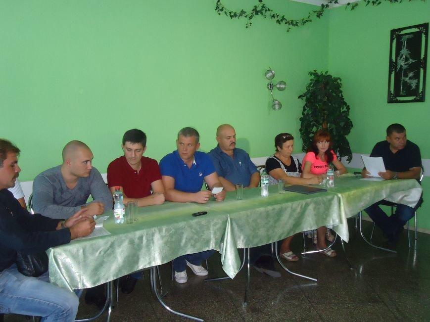 ВО «Батьківщина» утвердила список участников местных выборов в Красноармейске (фото) - фото 2