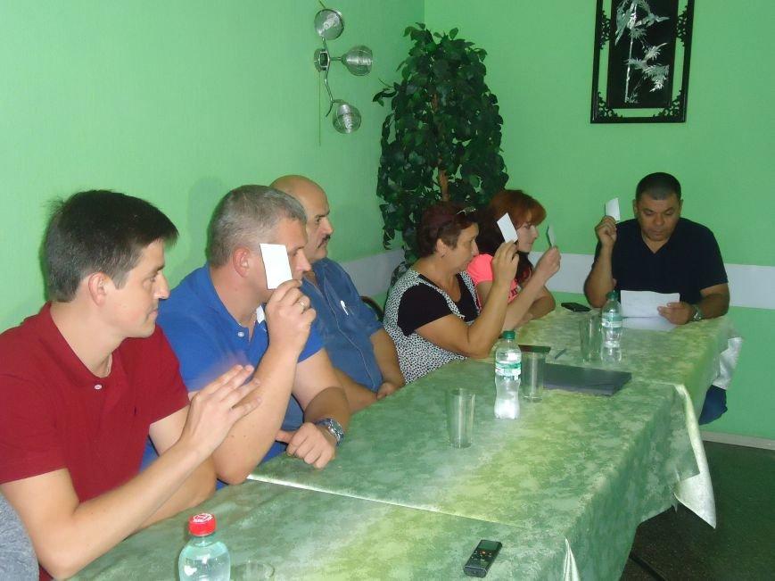 ВО «Батьківщина» утвердила список участников местных выборов в Красноармейске (фото) - фото 1