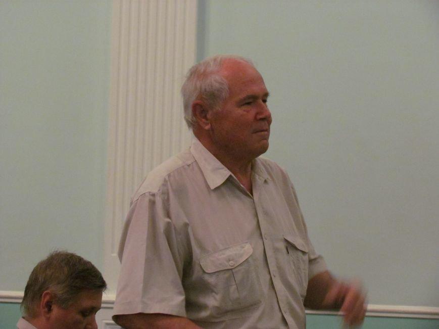 Григорий Шекула выступил за смену имиджа Мариуполя и комплексное решение проблем «Азовмаша», фото-4