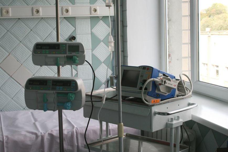 Для міської дитячої лікарні придбали нове обладнання, фото-1