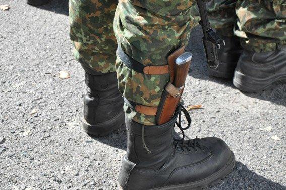 Полтавські правоохоронці вирушили на Схід (фото) - фото 1