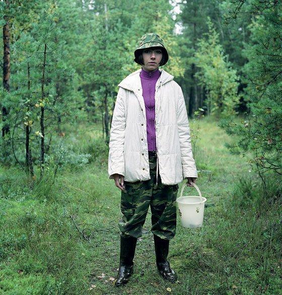 По грибы в Пушкинском районе (фото) - фото 2