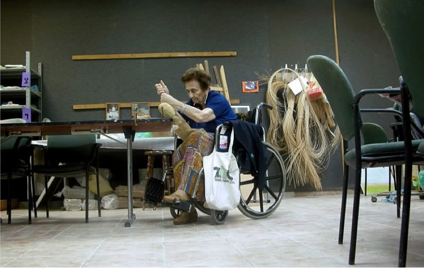Уроженка Кременчуга Мирьям Перец. Сто лет и одна жизнь в двадцати пяти фотографиях (фото) - фото 1