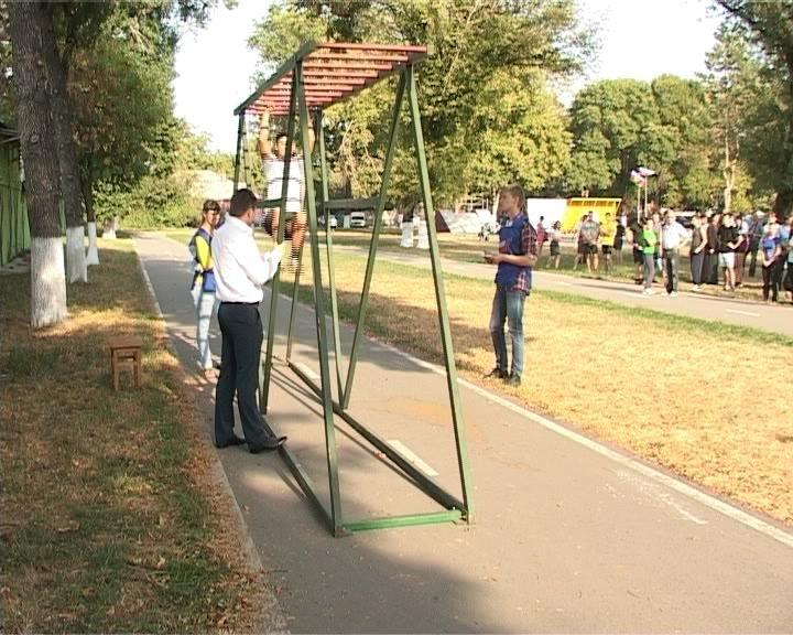 В Армавире прошли городские соревнования по функциональному многоборью (фото) - фото 1