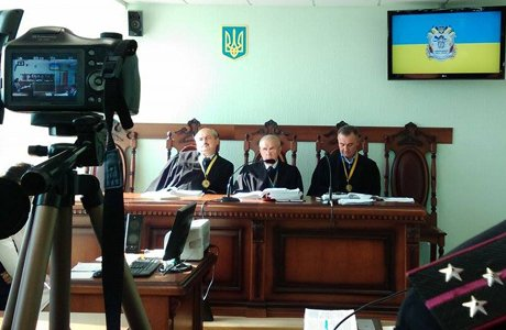 Подозреваемого в убийстве Бузины Медведько оставили за решеткой (ФОТО) (фото) - фото 1