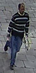 У Тернополі розшукують шкільного злодія (фото, відео) (фото) - фото 1
