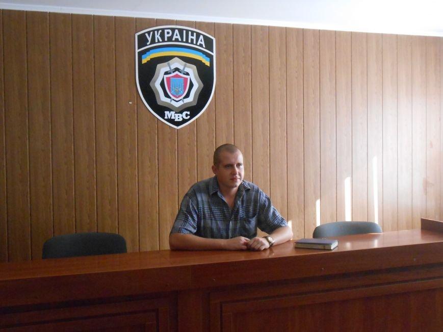 В Днепродзержинске задержан серийный домушник (фото) - фото 1