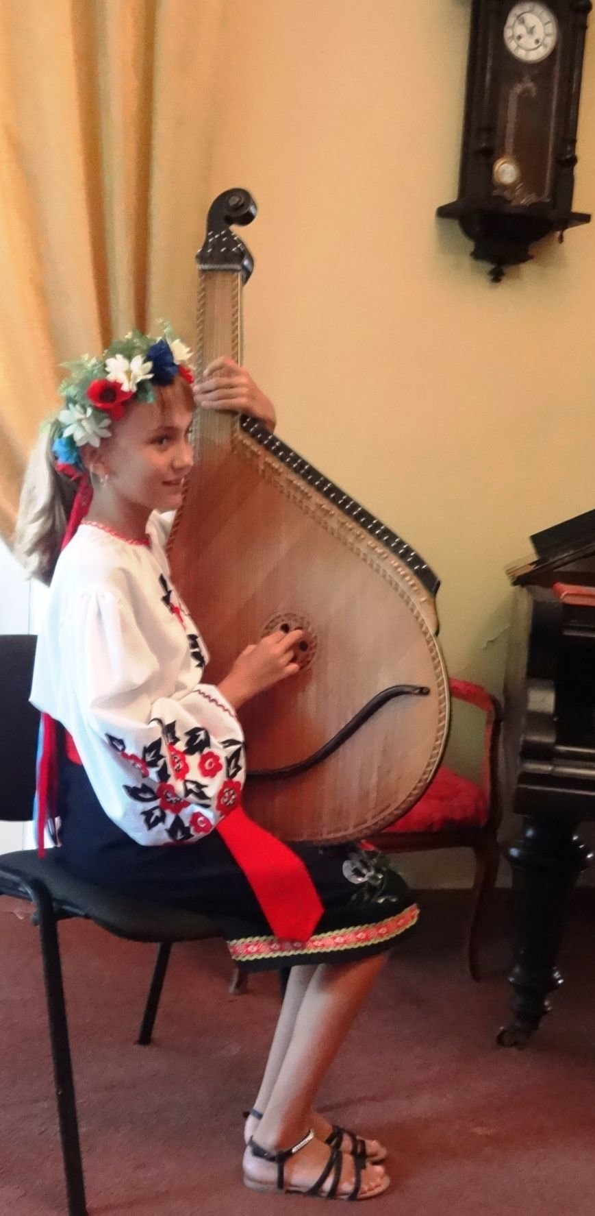 В Ялте проходит III Открытый фестиваль кобзарского искусства им. Алексея Нырко (фото) - фото 1