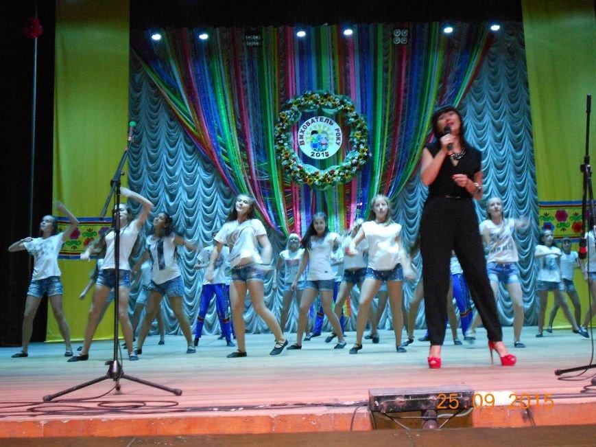 В Бердянске прошел фестиваль «Воспитатель года» (фото) - фото 8