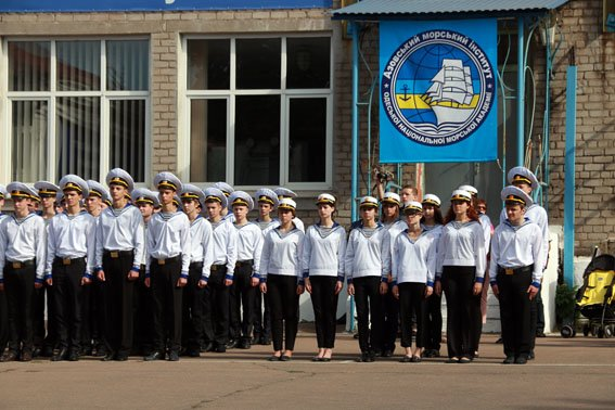 Студенты АМИ присягнули на верность украинскому народу (ФОТО) (фото) - фото 1