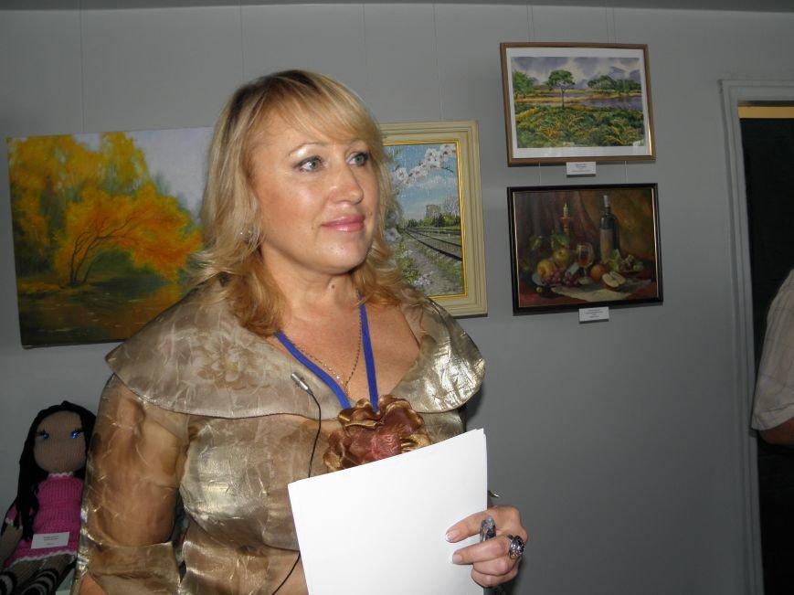 В Краматорске прошел аукцион доброты (фото) - фото 1