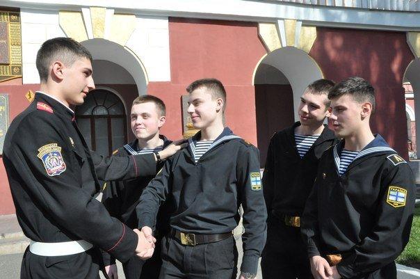 Люди, меняющие Одессу: честь и достоинство «нахимовцев», вышедших с Крыма (ФОТО, ВИДЕО) (фото) - фото 3