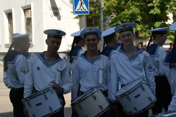 Люди, меняющие Одессу: честь и достоинство «нахимовцев», вышедших с Крыма (ФОТО, ВИДЕО) (фото) - фото 7