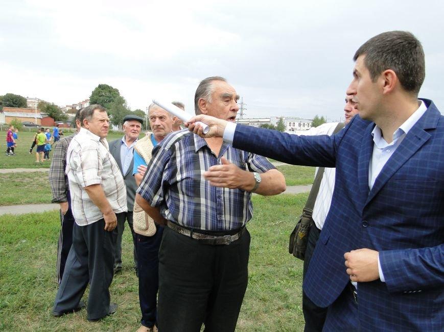 Хмельницький стадіон «Локомотив» забудовують, чимало людей проти (Фото, відео) (фото) - фото 3