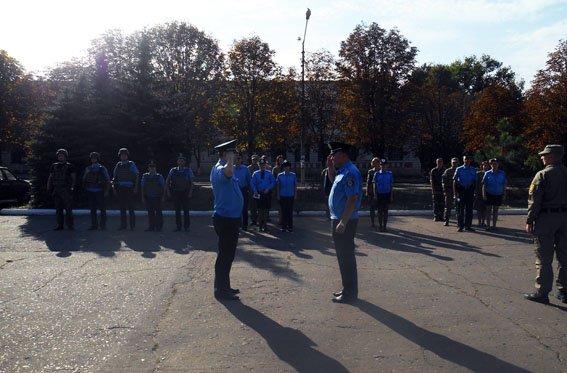 Патрулировать город димитровские правоохранители будут совместно с общественниками (фото) - фото 1