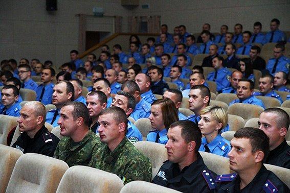 Правоохоронцям презентували українську стрічку про події Революції Гідності (фото) - фото 2