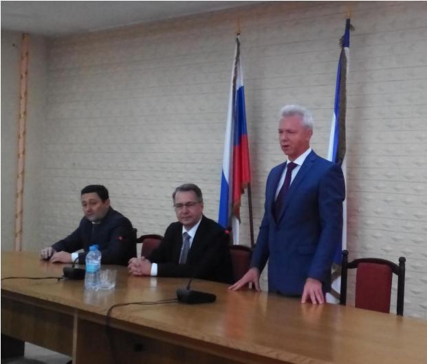 Руководителем Крымской железной дороги назначен бывший глава Южно-Кавказской ЖД (ФОТО) (фото) - фото 1