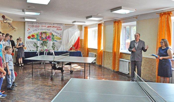 Юрий Тернавский: «Дети Мариуполя должны иметь все для своего развития», фото-1