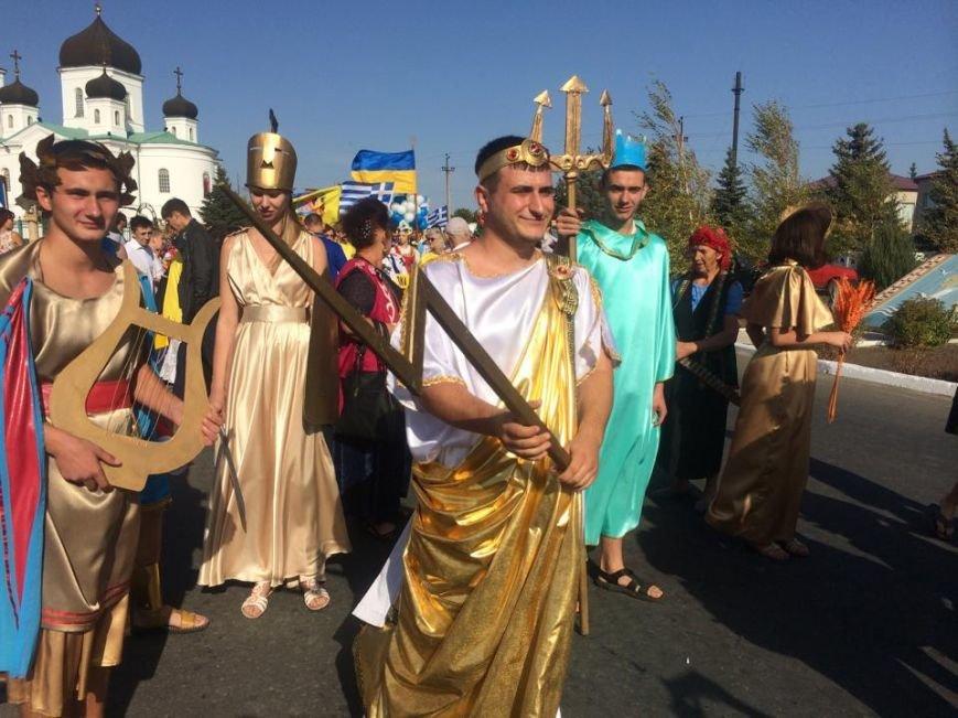 Под Мариуполем  греки провели Мега Йорты (ФОТО, Видеосюжет), фото-3