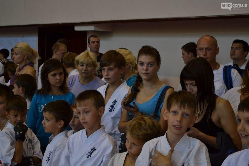 Днепродзержинск принял чемпионат области по киокушин карате, фото-13