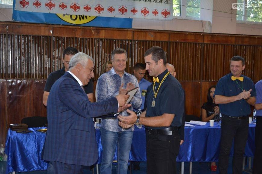 Днепродзержинск принял чемпионат области по киокушин карате, фото-11