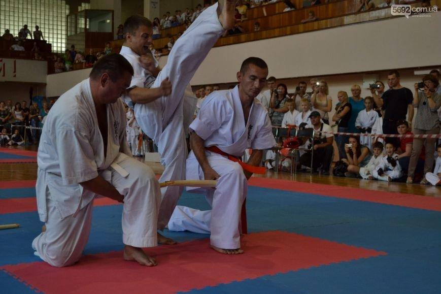 Днепродзержинск принял чемпионат области по киокушин карате, фото-14