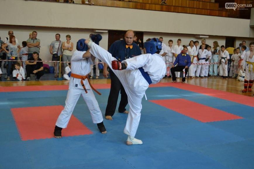 Днепродзержинск принял чемпионат области по киокушин карате, фото-16