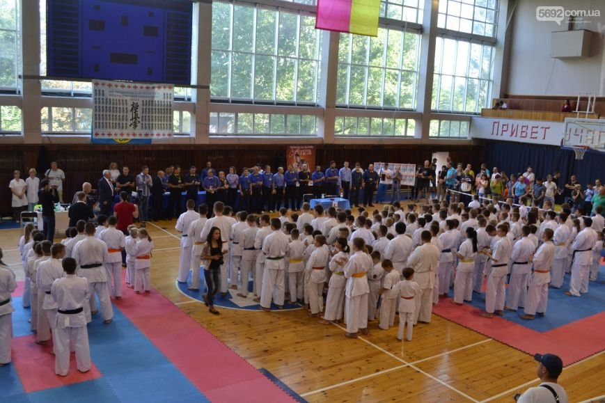 Днепродзержинск принял чемпионат области по киокушин карате, фото-12