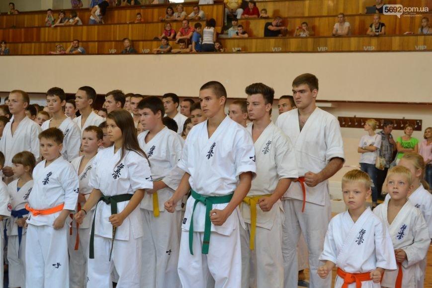 Днепродзержинск принял чемпионат области по киокушин карате, фото-7
