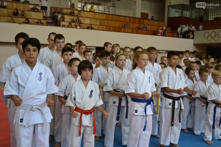 Днепродзержинск принял чемпионат области по киокушин карате, фото-5