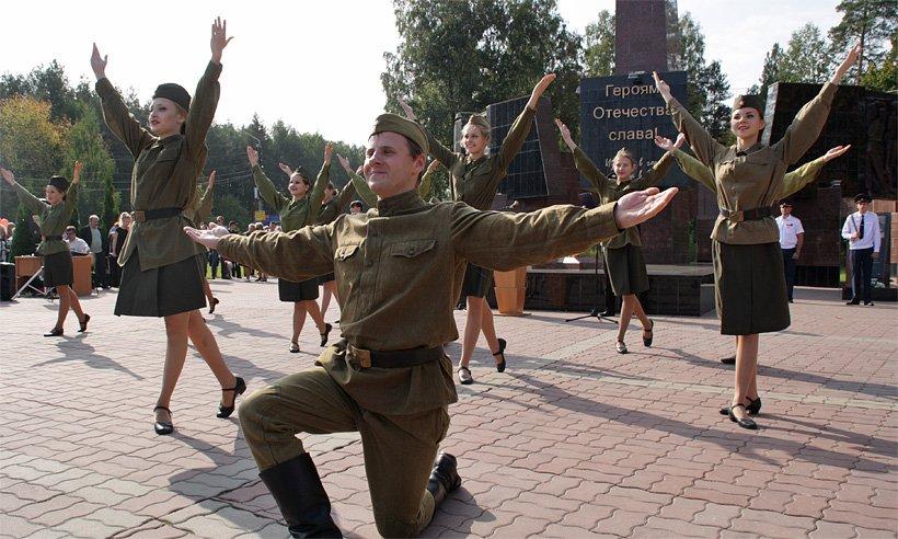 День города в Клинцах отметили народными гуляниями (фото) - фото 2