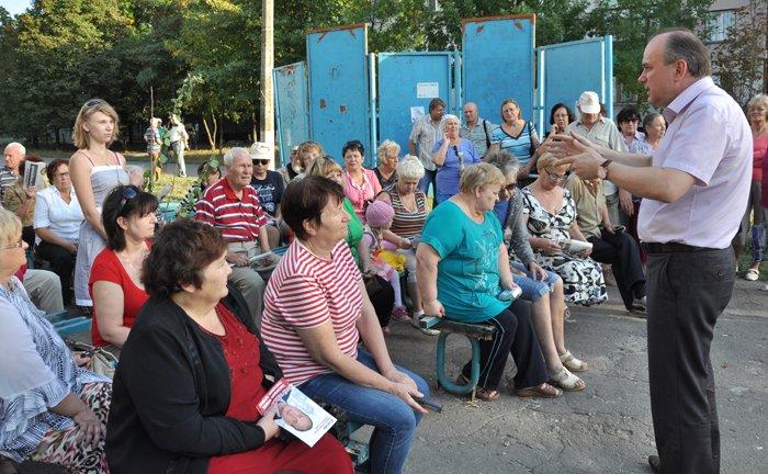 Юрий Тернавский: «Для меня важно мнение каждого мариупольца», фото-4