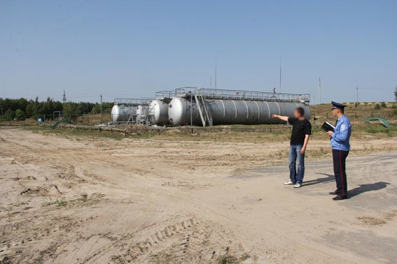 Кража нефти в Черниговской области – золотая жила для преступников (фото) - фото 1
