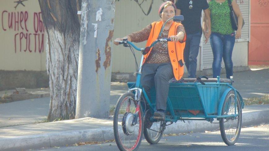 В Мариуполе появился экзотический транспорт (ФОТОФАКТ) (фото) - фото 1