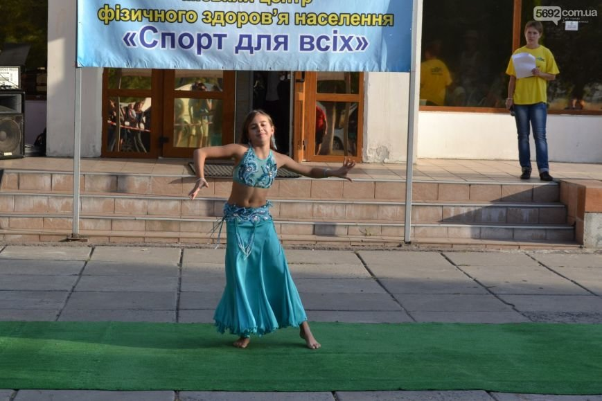 Праздник танцев и спорта устроили в Днепродзержинске, фото-8