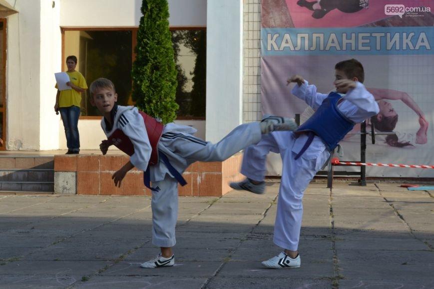 Праздник танцев и спорта устроили в Днепродзержинске, фото-5