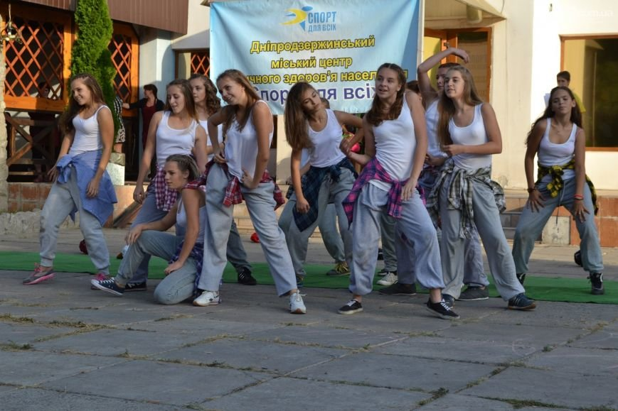 Праздник танцев и спорта устроили в Днепродзержинске, фото-10