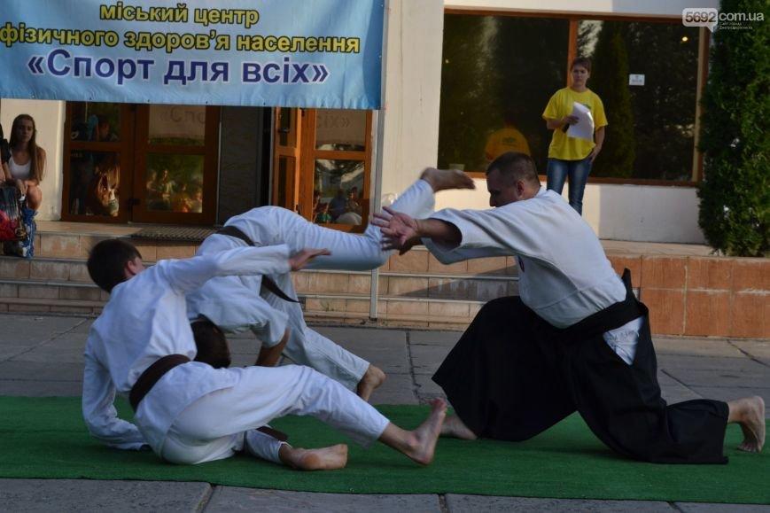 Праздник танцев и спорта устроили в Днепродзержинске, фото-14