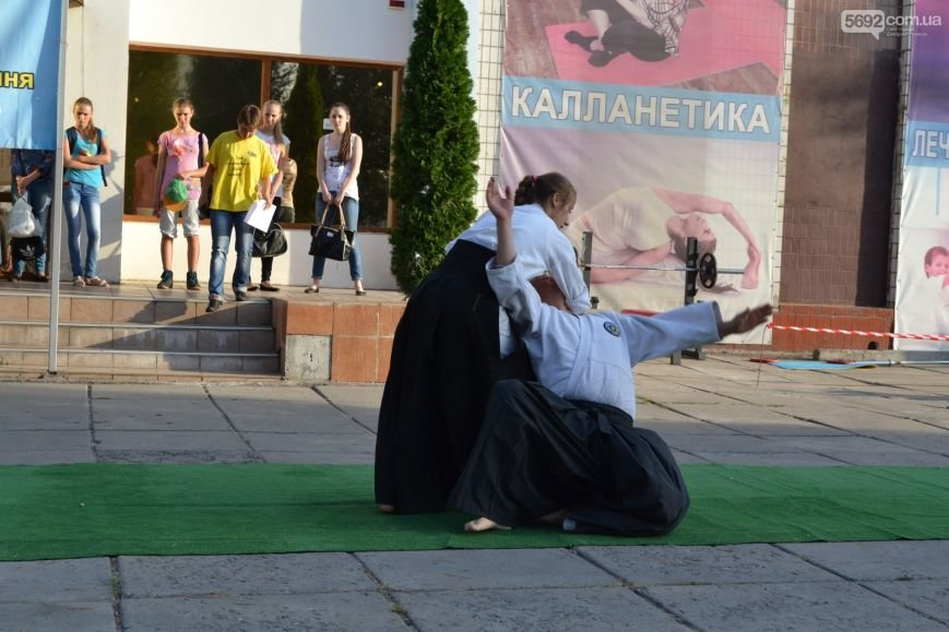 Праздник танцев и спорта устроили в Днепродзержинске, фото-13