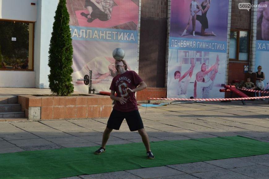 Праздник танцев и спорта устроили в Днепродзержинске, фото-11