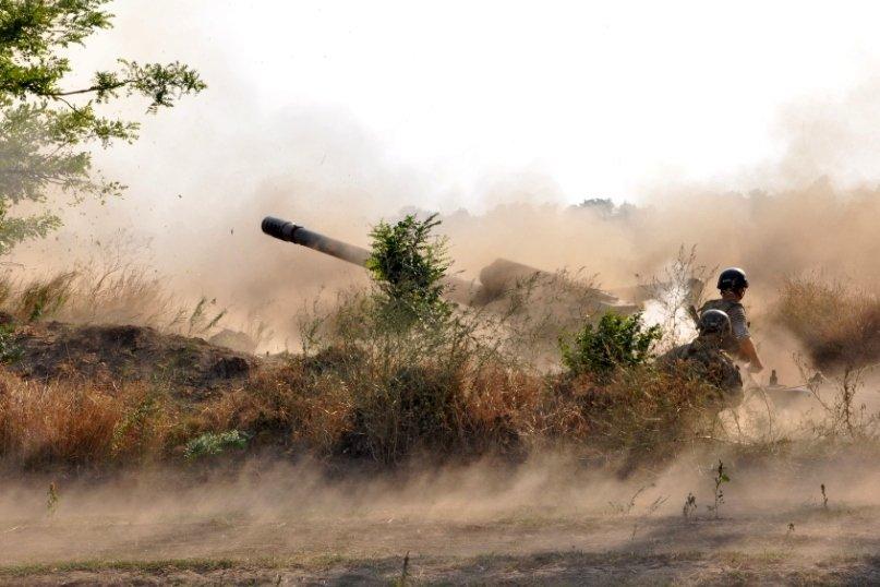На Николаевщине прошли масштабные учения ВМС Украины (ФОТО) (фото) - фото 9
