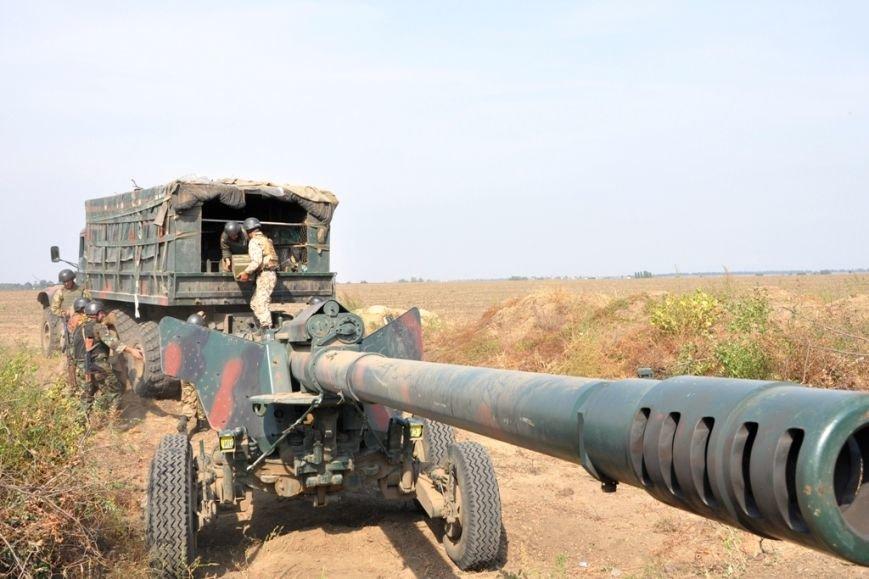 На Николаевщине прошли масштабные учения ВМС Украины (ФОТО) (фото) - фото 7