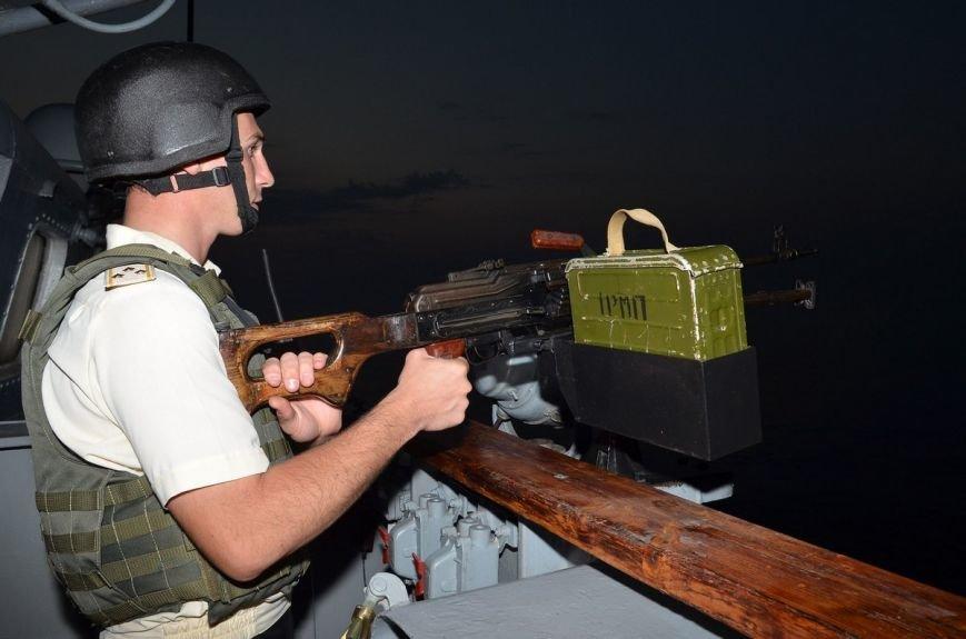 На Николаевщине прошли масштабные учения ВМС Украины (ФОТО) (фото) - фото 5