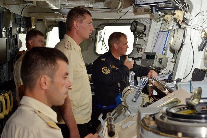 На Николаевщине прошли масштабные учения ВМС Украины (ФОТО) (фото) - фото 3