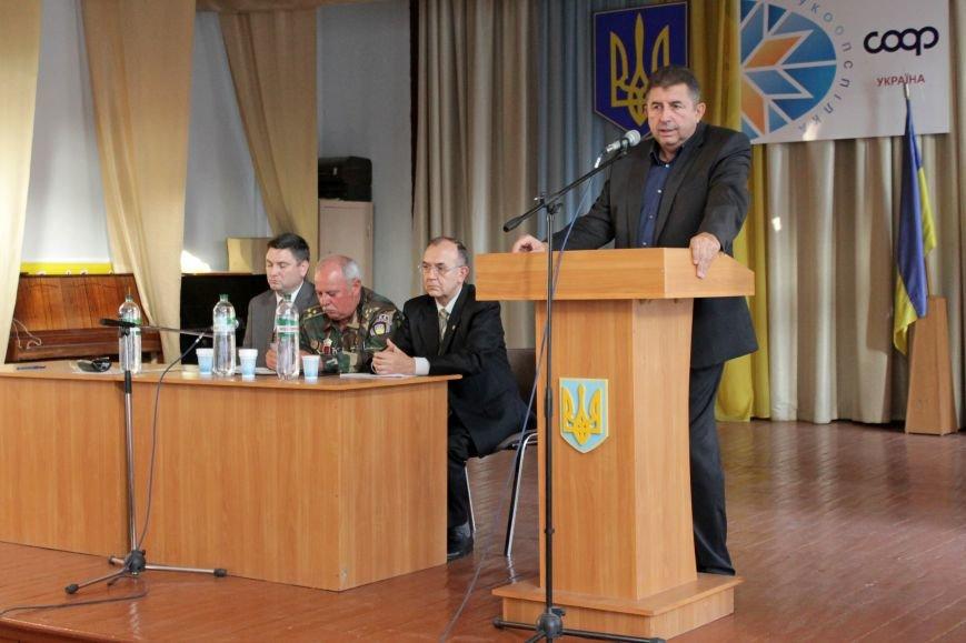 Олександр Удовіченко вручив ювілейні нагороди воїнам-афганцям (фото) - фото 1