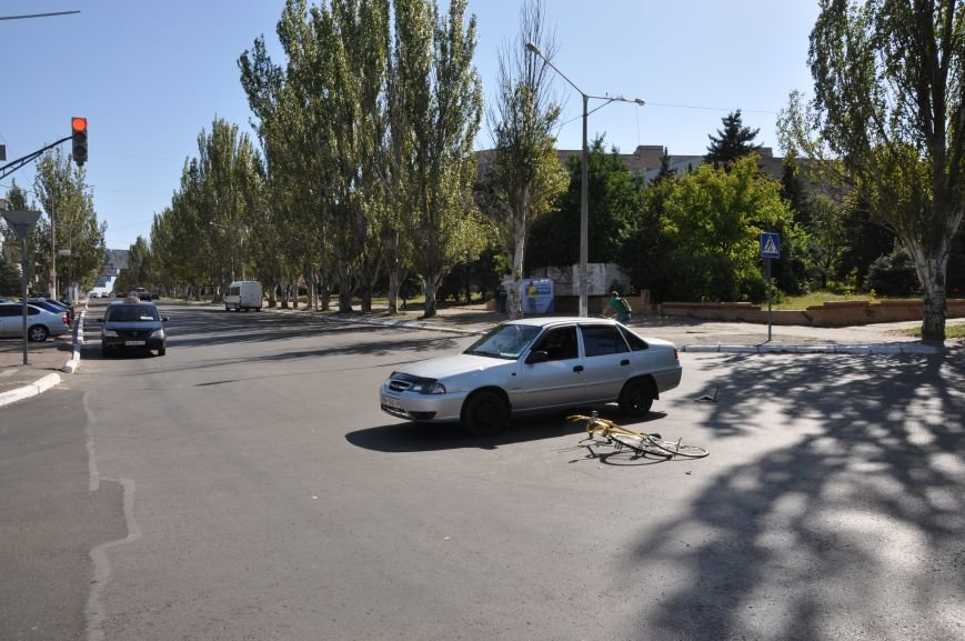 На День города в центре Краматорска произошли ДТП, фото-9